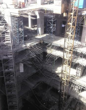 پروژه تهران مال